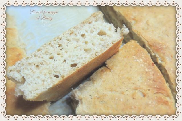 pane con formaggio ricetta bimby