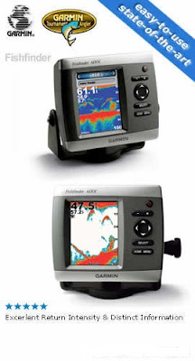 400c Garmin fish finder