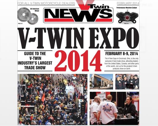V-Twin News February 2014