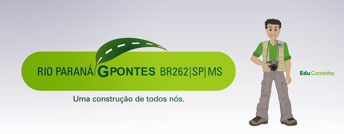 BR 262 - Ponte Rio Paraná