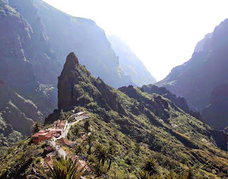 El Valle de Masca