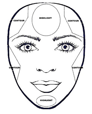 redefining your face contours and highlights gigilamode Beautiful Image Facial Sculpting Machine techniques for the heart shaped face