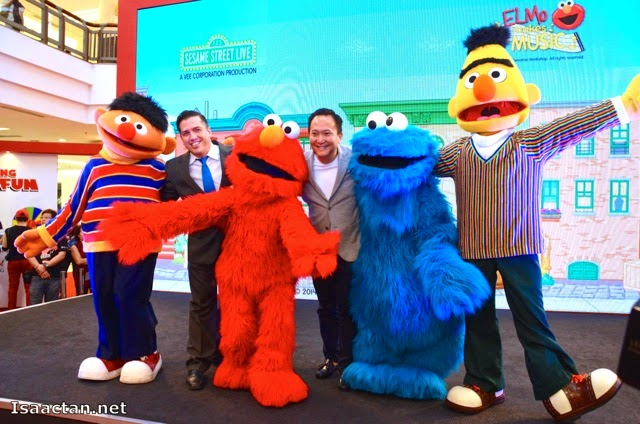 'Sesame Street Live - Elmo Make Music' will be a blast!