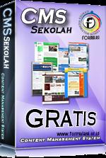 CMS Sekolah Gratis untuk Pendidikan Indonesia