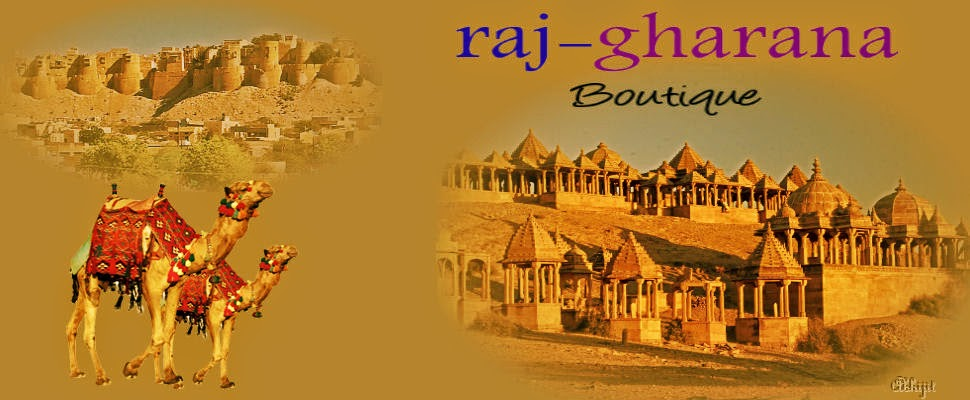 Raj-Gharana Boutique