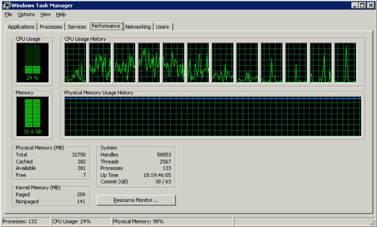 max server memory | Work and Learn