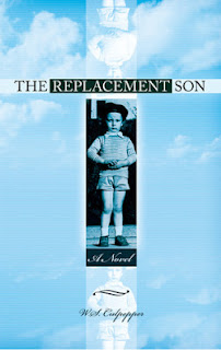 The Replacement Son W.S. Culpepper cover
