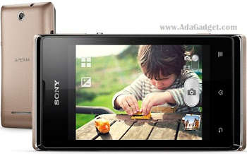 Sony Xperia E Dual harga spesifikasi lengkap, hp android dual sim murah, android jelly bean terjangkau, gambar dan fitur handphone Sony Xperia E Dual terbaru