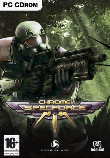 Chrome SpecForce PC Full Español