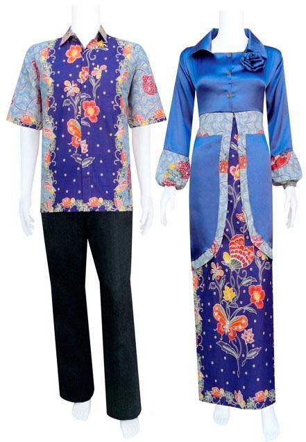 Batik Sarimbit Motif Tradisional (HABIS) ~ Tata Batik Sarimbit