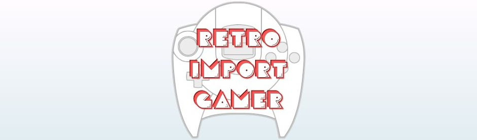Retro Import Gamer