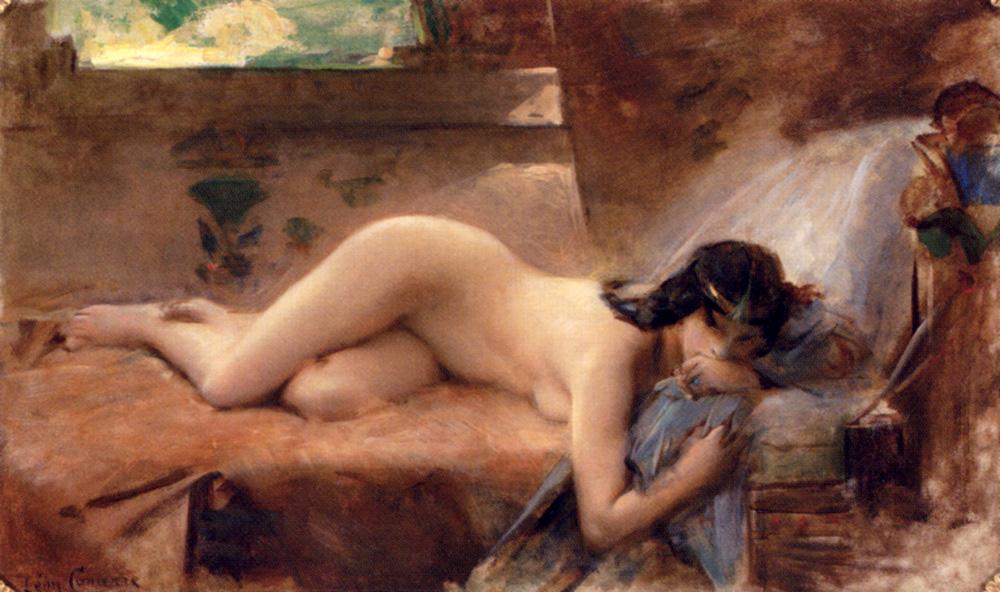 leon françois comerre painting