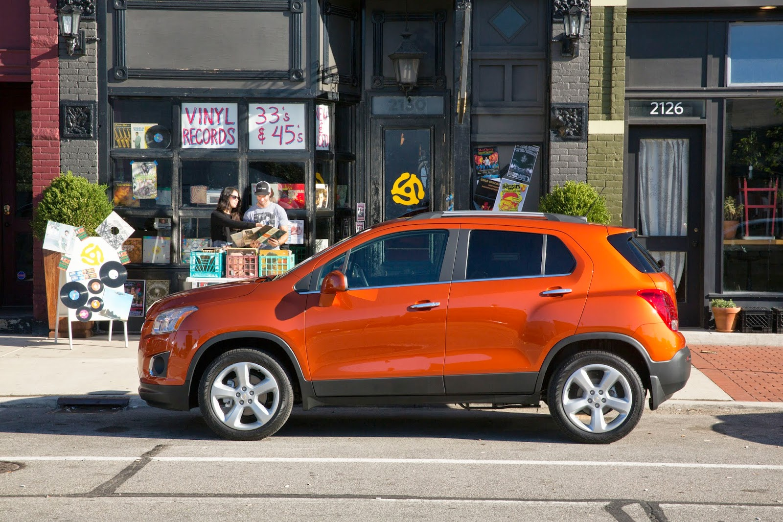 autos am ricaines blog 2015 chevrolet trax 4x4 la. Black Bedroom Furniture Sets. Home Design Ideas