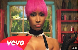"Nicki Minaj's ""Anaconda"" video"