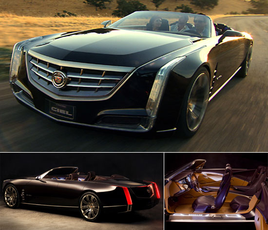 Slick Cars Collection: The All New 2013 Cadillac Ciel