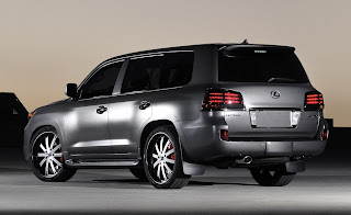 Lexus LX570 Wallpapers