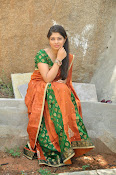 Actress Anusha Photos in Half saree-thumbnail-12