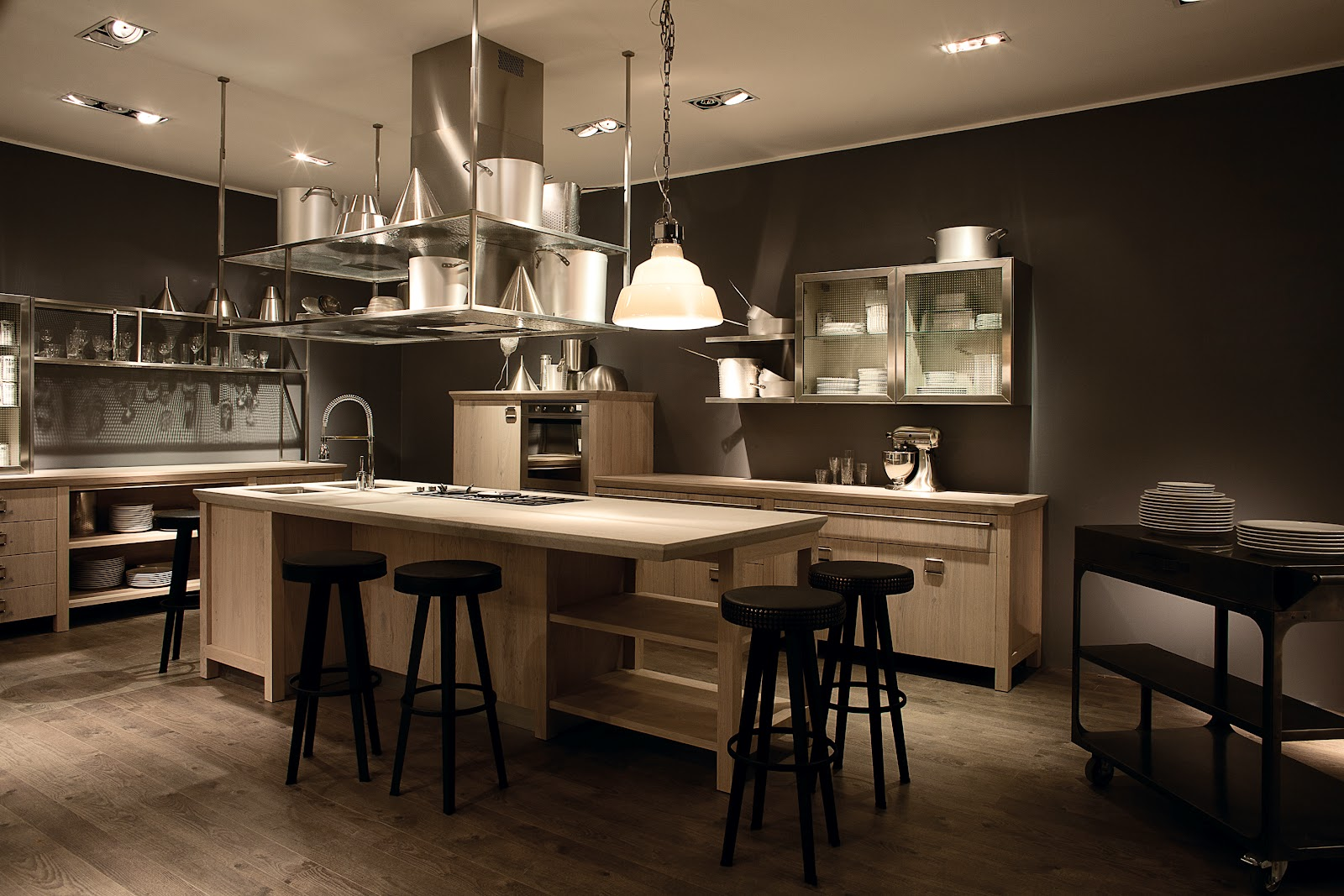 "Social Kitchen by ""Successful Living from Diesel"" – The ..."