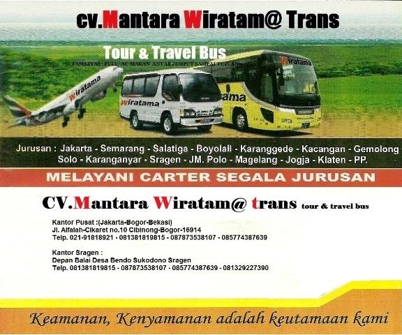Travel Bus Cibinong