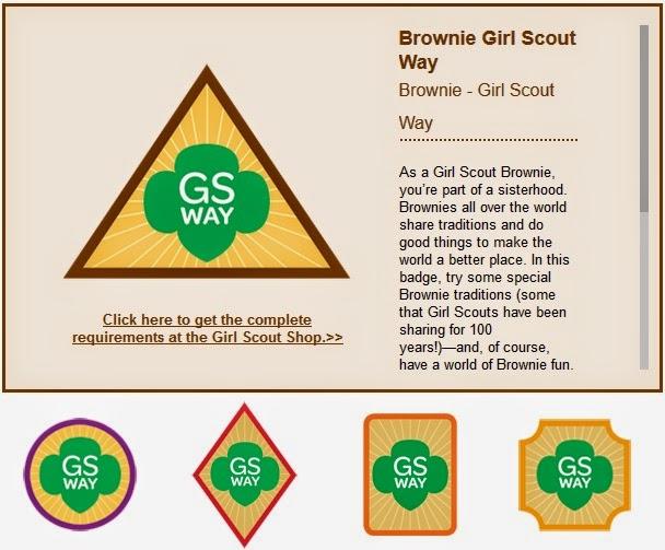 Girl scout week 2010