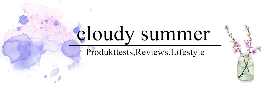 cloudy summer