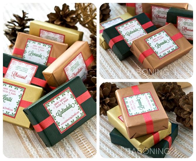 Ya llega la navidad tiempo de regalos jaboning te ense a for Detalles de navidad