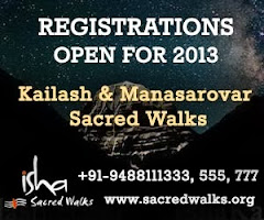 Isha Sacred Walks