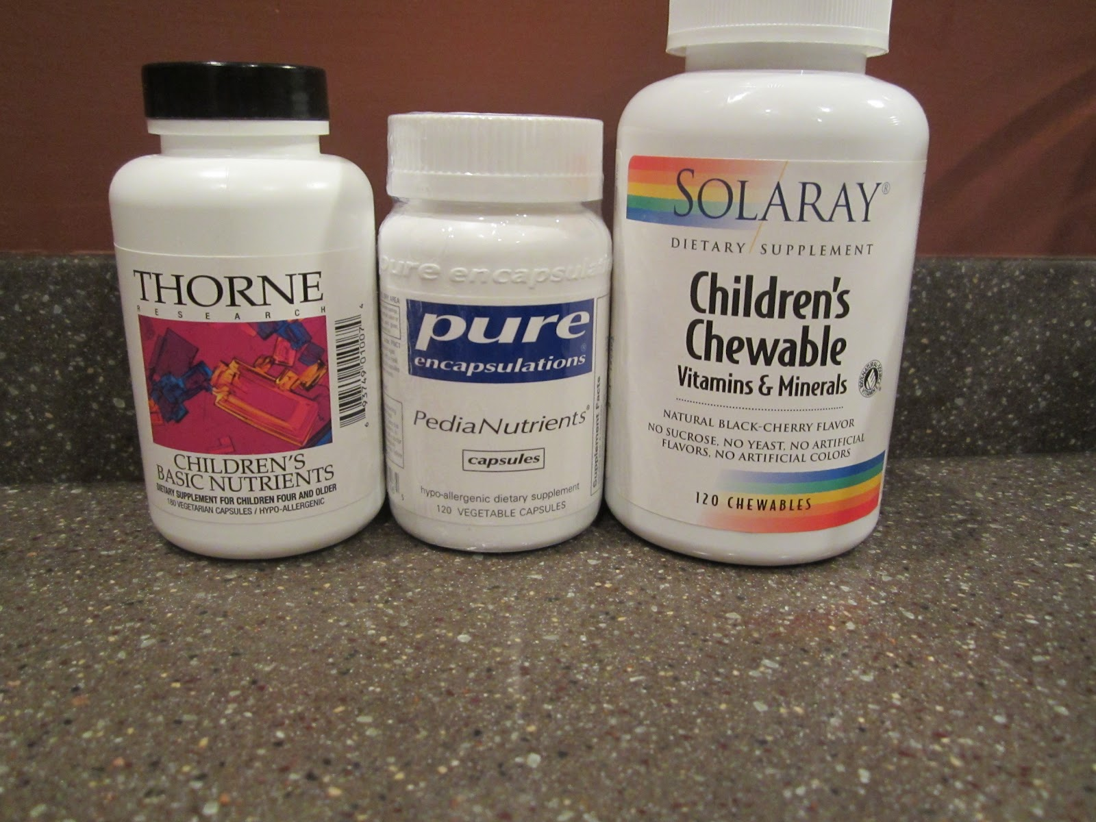 10 Supplements For Adhd All Natural Mom