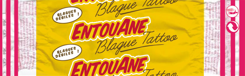 entouane blague tattoo