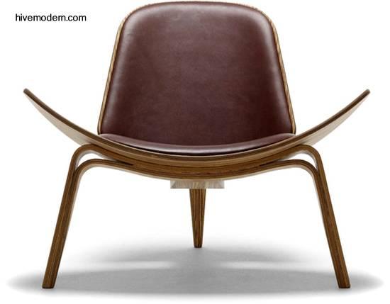 Arquitectura de casas sillas modernas de madera dise o for Sillas madera modernas