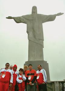 Cristo del Corcobado, Río, Brasil