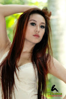 Ratu Frieska Indonesian Model Photoshoot