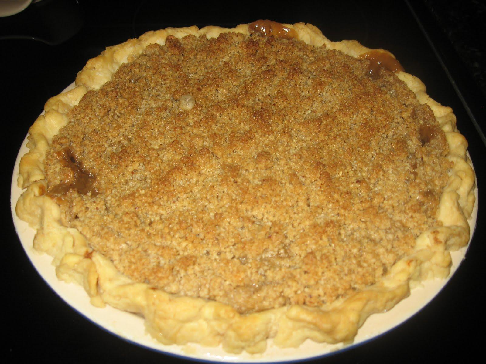 The Peacock Press: Dreamy Apple Pie