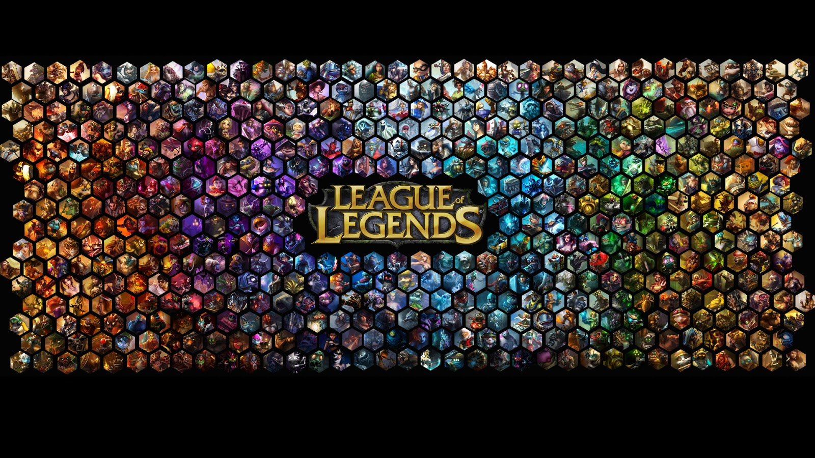 League legends champions
