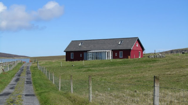 Fair Isle: The Newest Fair Isle Resident & House for Rent