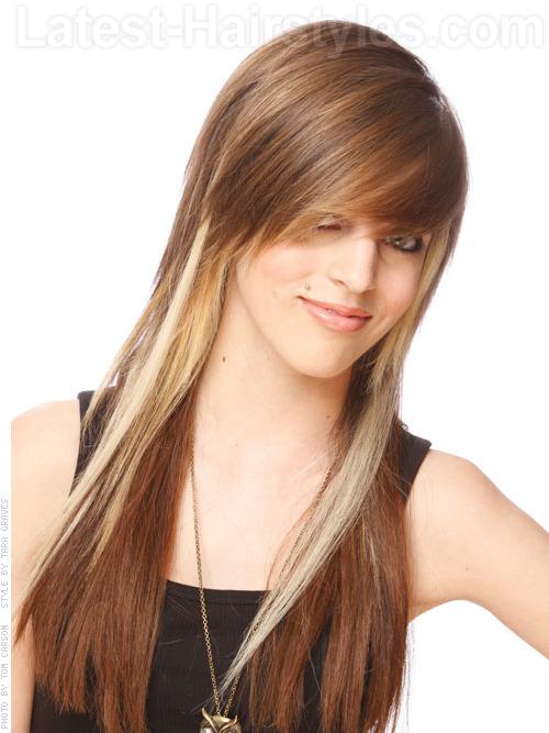 Hairdo With Straight Hair 90