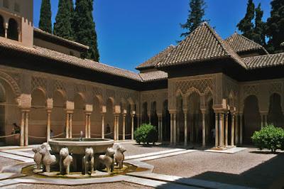 Granada Alhambra España