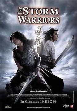 Phong Vân 2: Kiếm Thế - The Storm Riders 2 | Storm Warriors 2 (2009) Poster