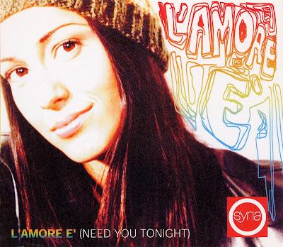 Sanremo 2003 - Sirya - L'amore è