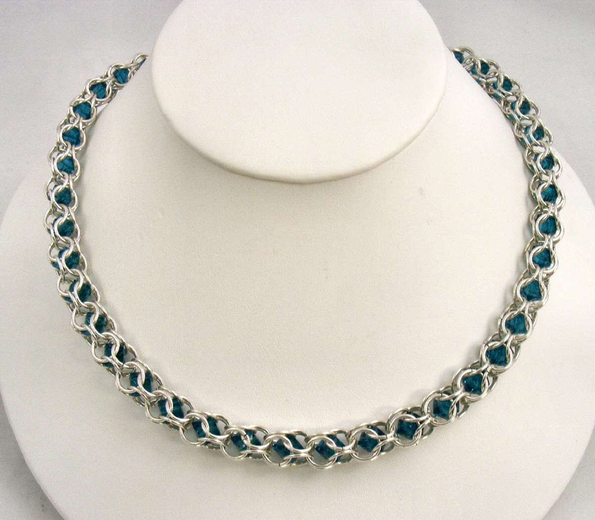 chain maille patterns instructions