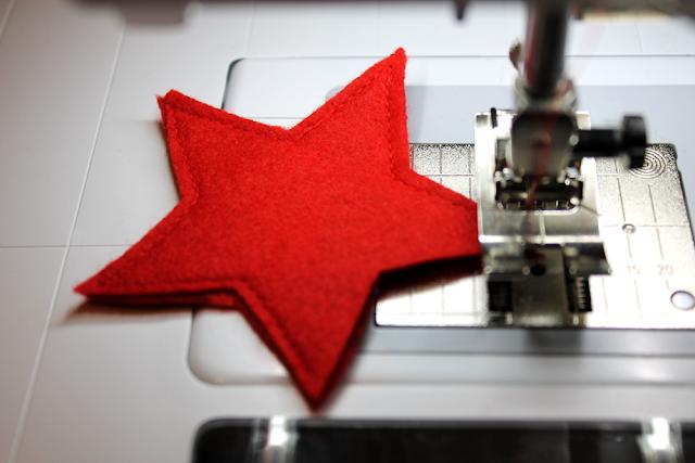 DIY-Anleitung: Wie näht man einen Stern