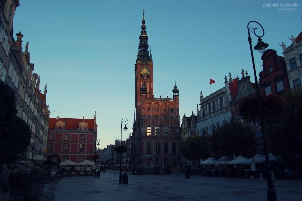 Gdańsk. Architektura