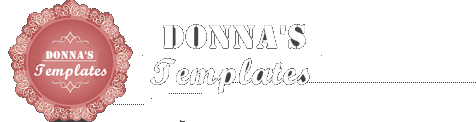 DONNA'S TEMPLATES