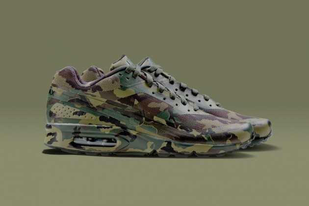 nike air max classic bw camouflage