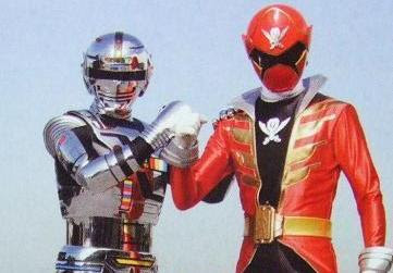 Gokaiger vs Gavan Film First Teaser