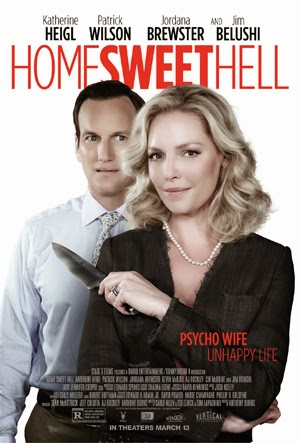 Home Sweet Hell 2015 poster