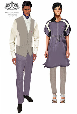 Uniforms for Taj Vivanta by Raghavendra Rathore