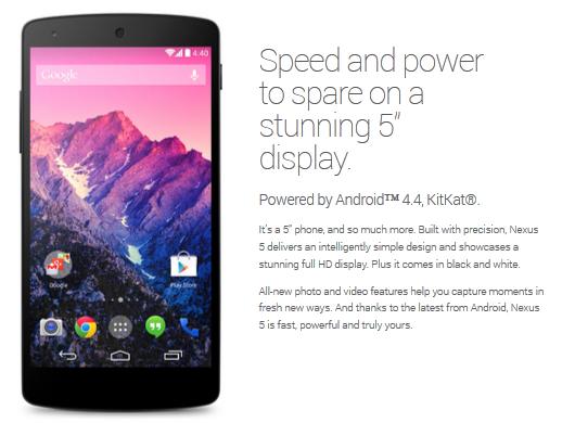 LG dan Google Nexus
