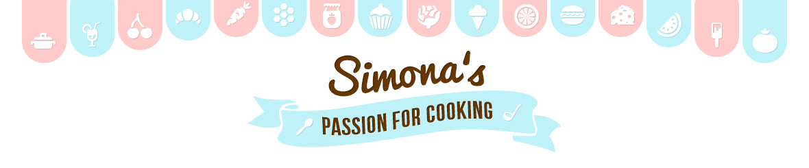Simona's passion blog