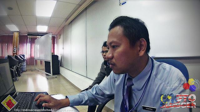 Kiosk Informasi JPN Johor : Finalizing the End Product